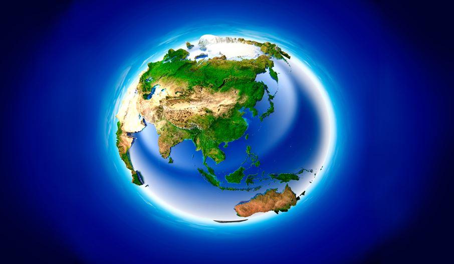 Континенты: Климат – Зима - Лето